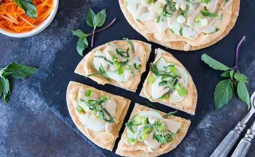 photo of Thai'd Up Pizzas