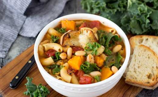 photo of Rustic Minestrone