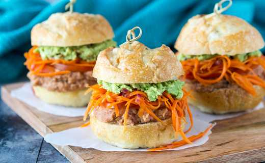 photo of Torta Sliders