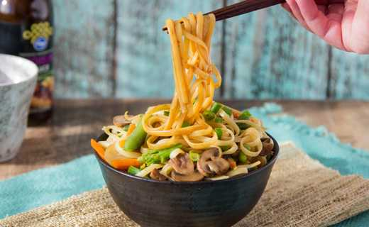 photo of Mongolian Noodles