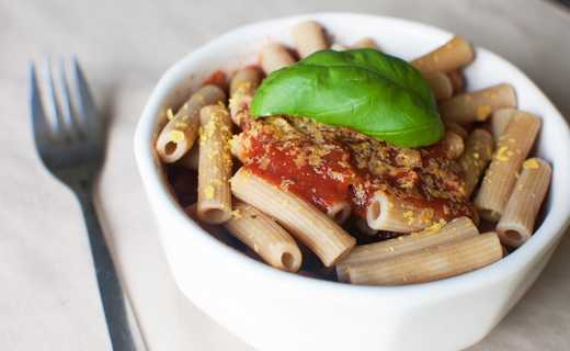photo of Tomato Basil Rigatoni