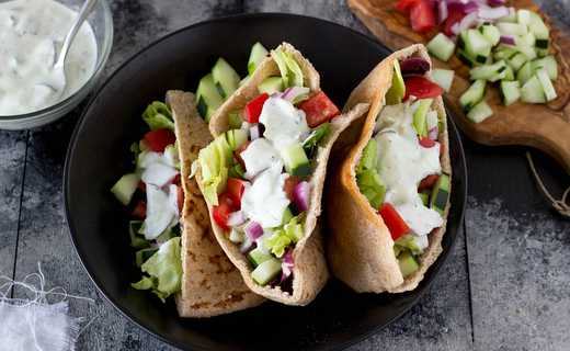 photo of Greek Tacos