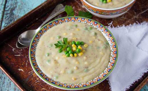 photo of Green Curry Chowder
