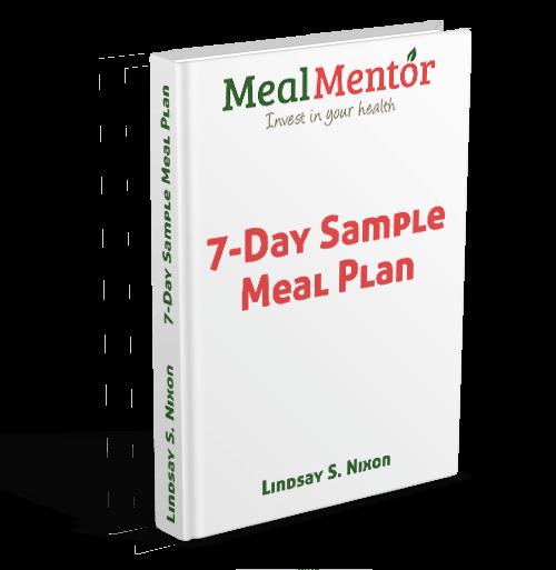 Meal Mentor PlantBased Meal Plans Community – Sample Meal Planning