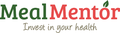 Meal Mentor Logo - Invest in your health